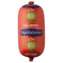 Paprika-Lyoner aus Bayern