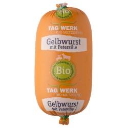Gelbwurst mit Petersilie aus Bayern