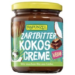 Zartbitter-Kokos-Creme