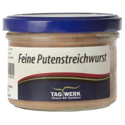 Feine Putenstreichwurst aus Bayern