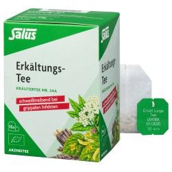 Erkältungs-Tee im Beutel