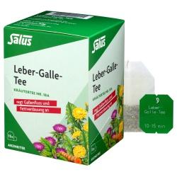 Leber-Galle-Tee im Beutel