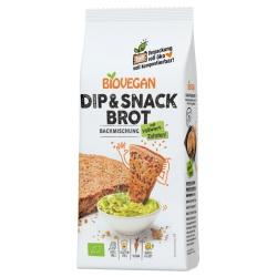 Brotbackmischung Dip & Snack, glutenfrei