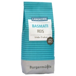 Basmati-Reis, weiß