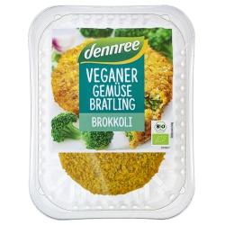 Gemüsebratlinge mit Brokkoli