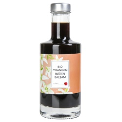 Orangenblüten-Balsamico