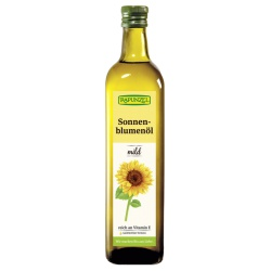 Sonnenblumenöl, mild