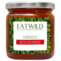 Hirschbolognese