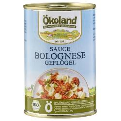 Sauce Bolognese mit Geflügel