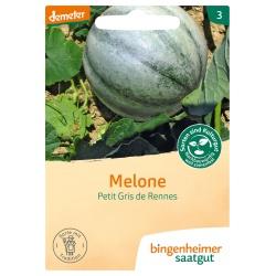 Melonen Petit Gris de Rennes