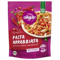 Pasta Arrabbiata mit pikanter Tomatensauce