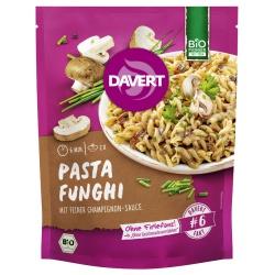 Pasta Funghi mit Champignon-Sauce