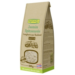 Jasmin-Langkorn-Spitzenreis, natur