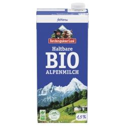Haltbare Alpenmilch, fettarm