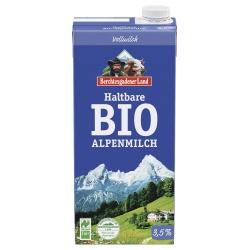 Haltbare Alpenmilch