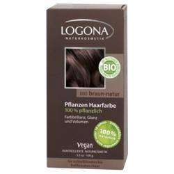 Pflanzen-Haarfarbe braun-natur (Auslaufartikel)