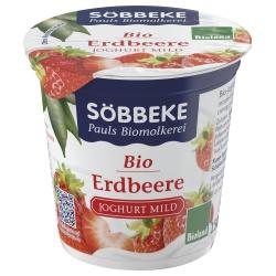 Joghurt mit Erdbeere