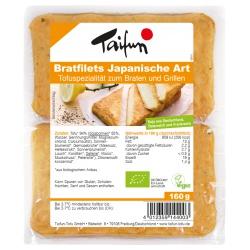 Japanische Tofu-Bratfilets