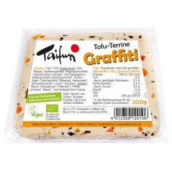 Tofu-Terrine Graffiti