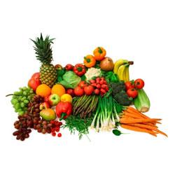 Obst- und Gemüsekiste, groß