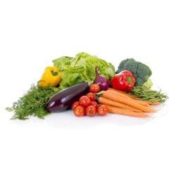 Gemüsekiste, klein