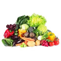 Gemüsekiste, groß