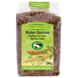 Quinoa, rot