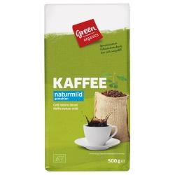 Arabica-Kaffee, gemahlen