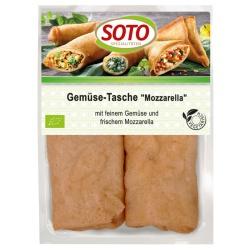 Gemüse-Tasche Mozzarella