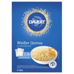 Weißer Quinoa im Kochbeutel