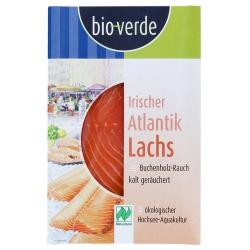 Irischer Atlantik-Lachs, geräuchert