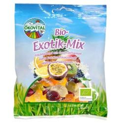 Fruchtgummi Exotik-Mix