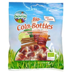 Fruchtgummi Cola-Bottles