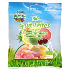 Saure Fruchtstäbchen