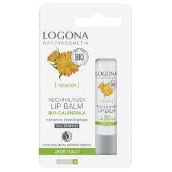 Lippenbalsam mit Calendula