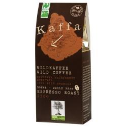 Wildkaffee Kaffa Espresso, ganze Bohne