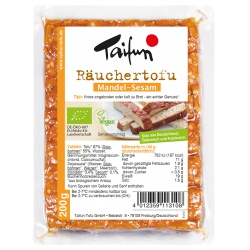 Mandel-Sesam-Tofu