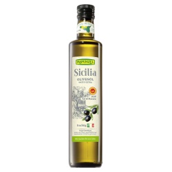 Olivenöl aus Sizilien DOP, nativ extra