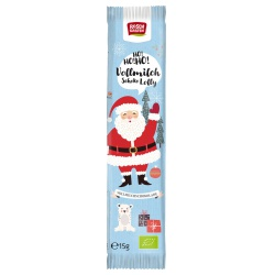 Vollmilch-Nikolaus-Lolly
