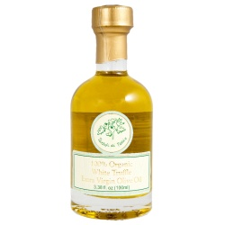 Olivenöl mit weißem Trüffel