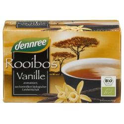 Rooibos mit Vanille im Beutel