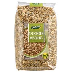Sechs-Korn-Getreide
