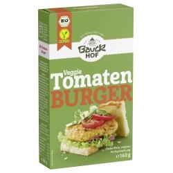 Tomaten-Basilikum-Burger