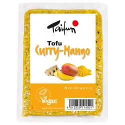 Curry-Mango-Tofu