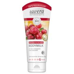 Regenerierende Bodymilk mit Cranberry & Arganöl