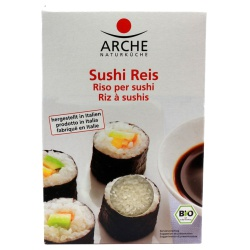 Sushi-Reis, weiß