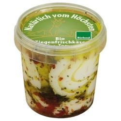 Ziegen-Frischkäse mit Olive & Tomate