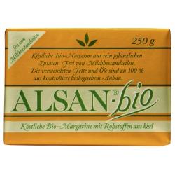 Pflanzenmargarine Alsan