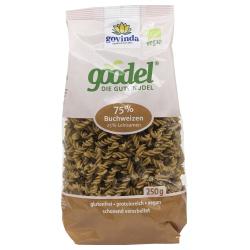 Spirelli Goodel aus Buchweizen & Leinsaat