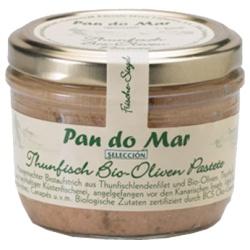 Thunfisch-Oliven-Pastete